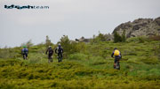 mountain biking in Bulgrgaria - vitosha mountain