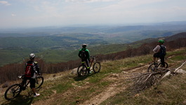 biking in bulgaria