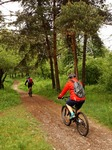 mountain biking in Bulgaria, rila mountain