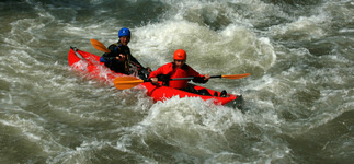 rafting and kayaking in bulgaria