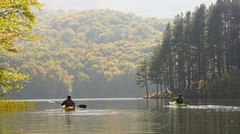 kayaking in Bulgaria, Koprivshtitsa