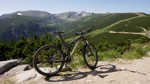 mountain biking vacation in bulgaria - Rila mountain